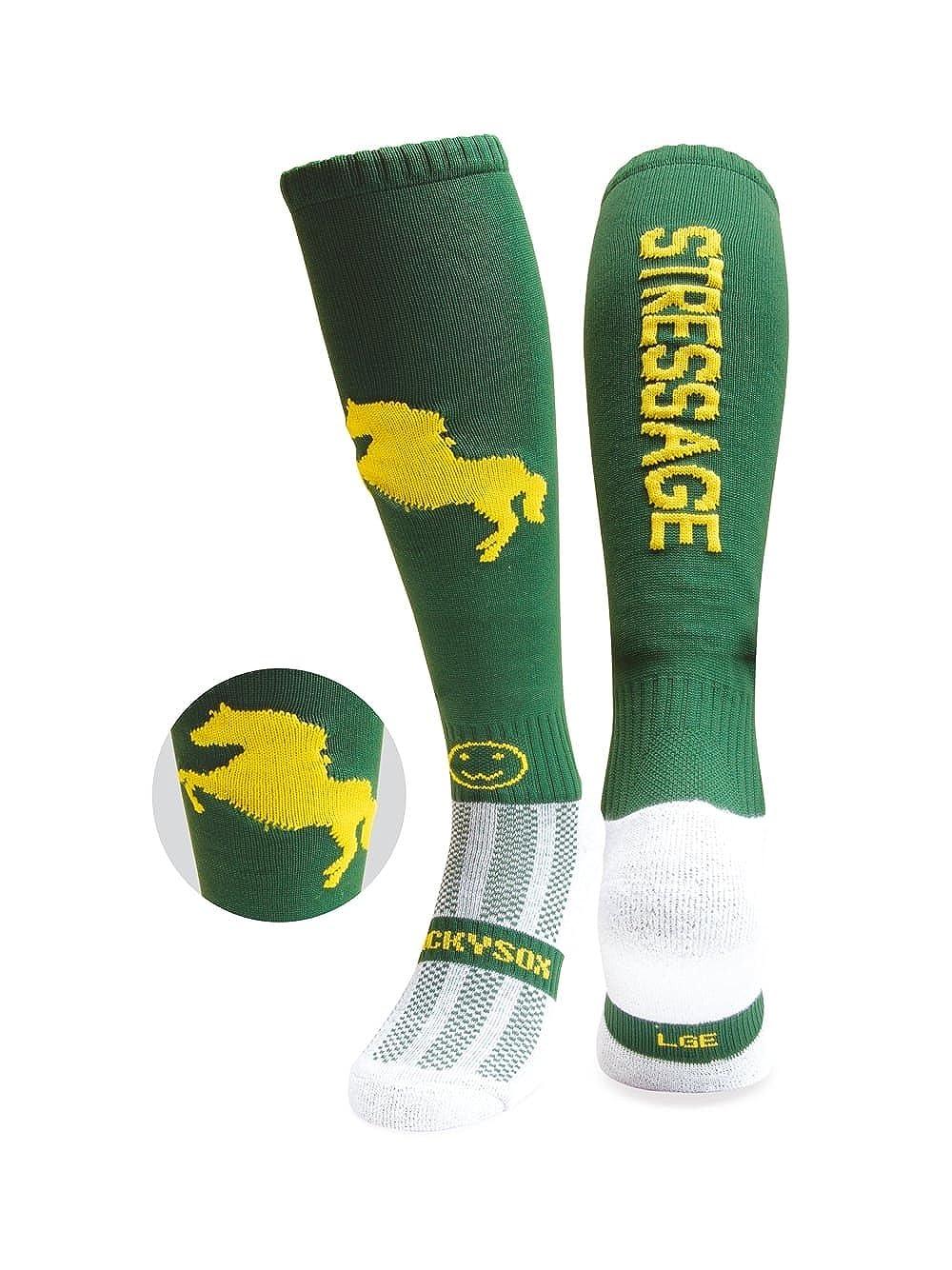 WackySox Spaced Out Astronut Sports Socks