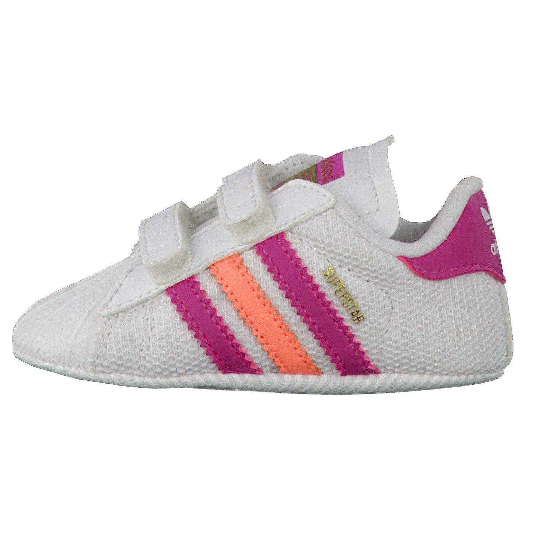 wholesale dealer 72ace 12fc4 Adidas Superstar Crib, Baskets Basses Mixte bébé
