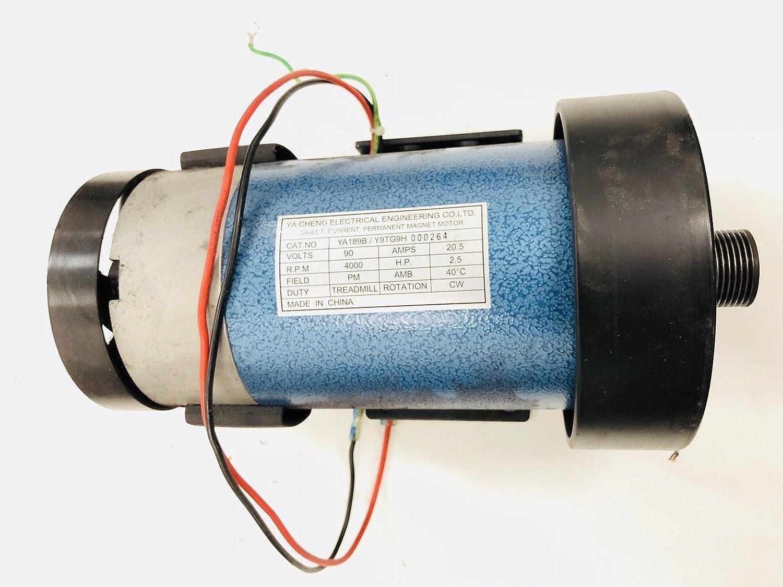 Motor de transmisión DC Sule 2,5 HP CRG080601 Ya Cheng Funciona ...
