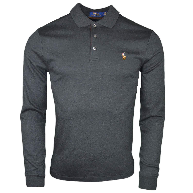 Ralph Lauren Herren Blouson Poloshirt
