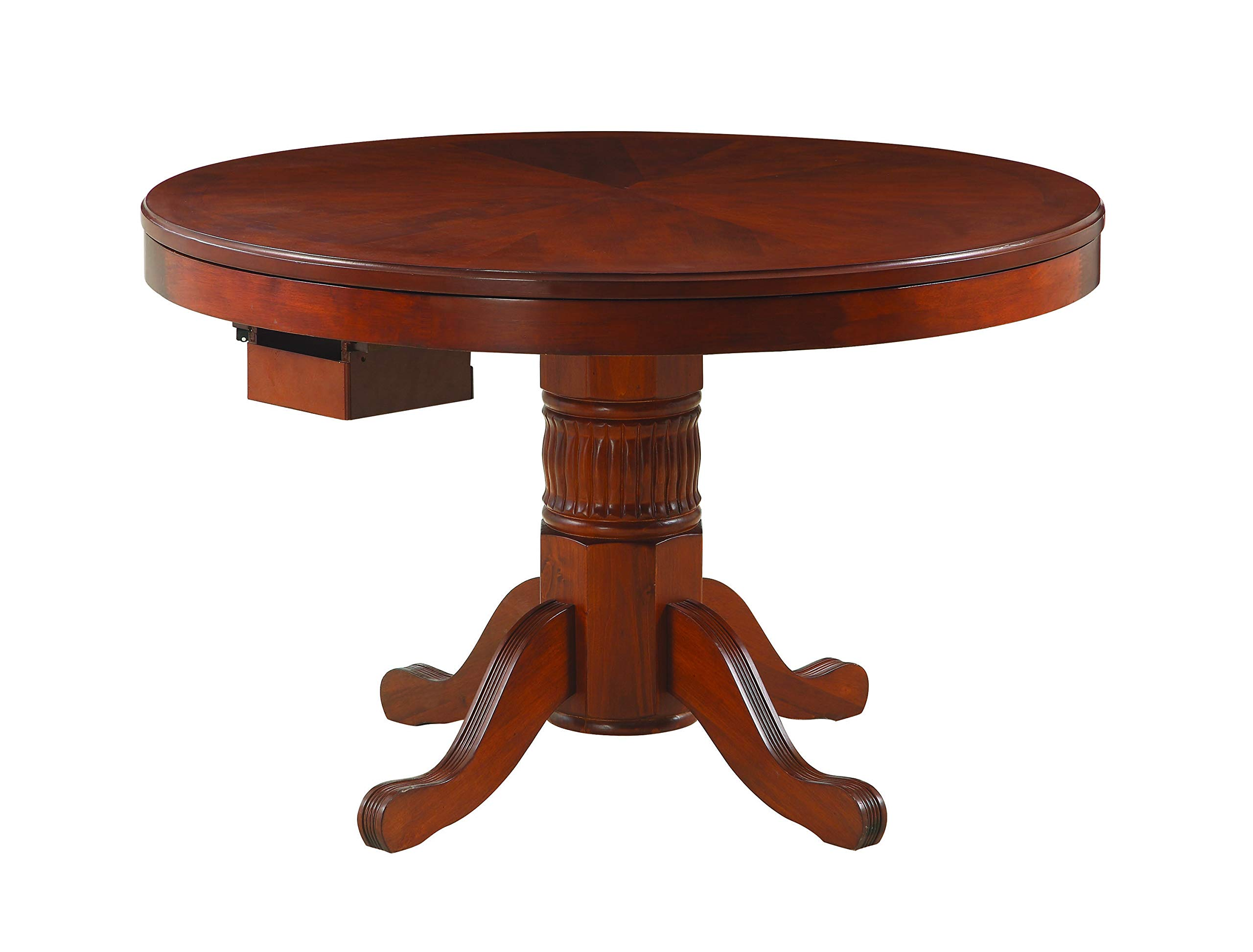 Mitchell 3-in-1 Game Table Merlot by Coaster Home Furnishings
