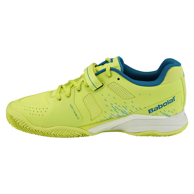 Babolat Clay - Propulse Clay Babolat Damen Tennisschuh gelb b7f204