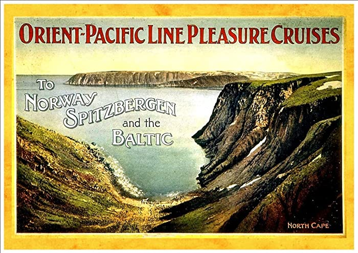 Western Pacific The California Zephyr A4 Glossy Vintage Railway Poster Art Print