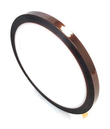 CGS, cinta Kapton de 1 mil, cinta de alta temperatura y calor ...