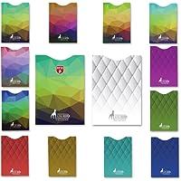 14 Pochettes de blocage RFID lot de 12 protection des cartes crédit 2 passeport