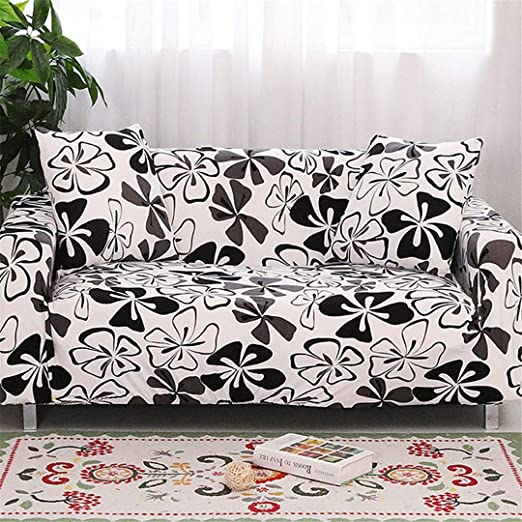 AGRJESFD - Funda de sofá elástica para sofá de 1 a 4 plazas ...