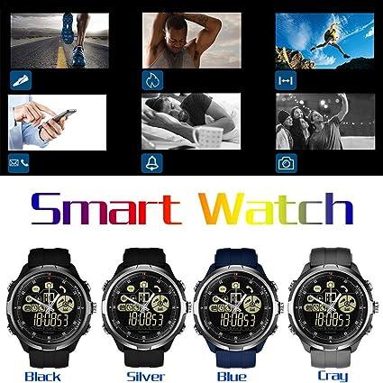 Zebraze THOR VIBE 4 HYBRID - Reloj inteligente muy ligero ...
