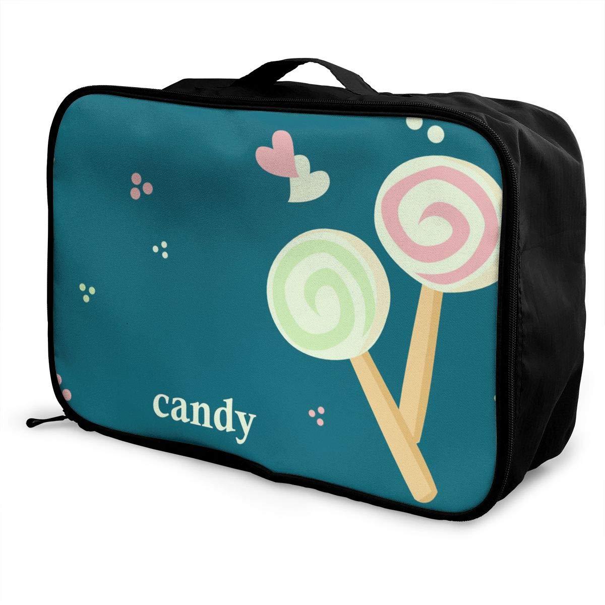 Travel Luggage Duffle Bag Lightweight Portable Handbag Its Over Large Capacity Waterproof Foldable Storage Tote