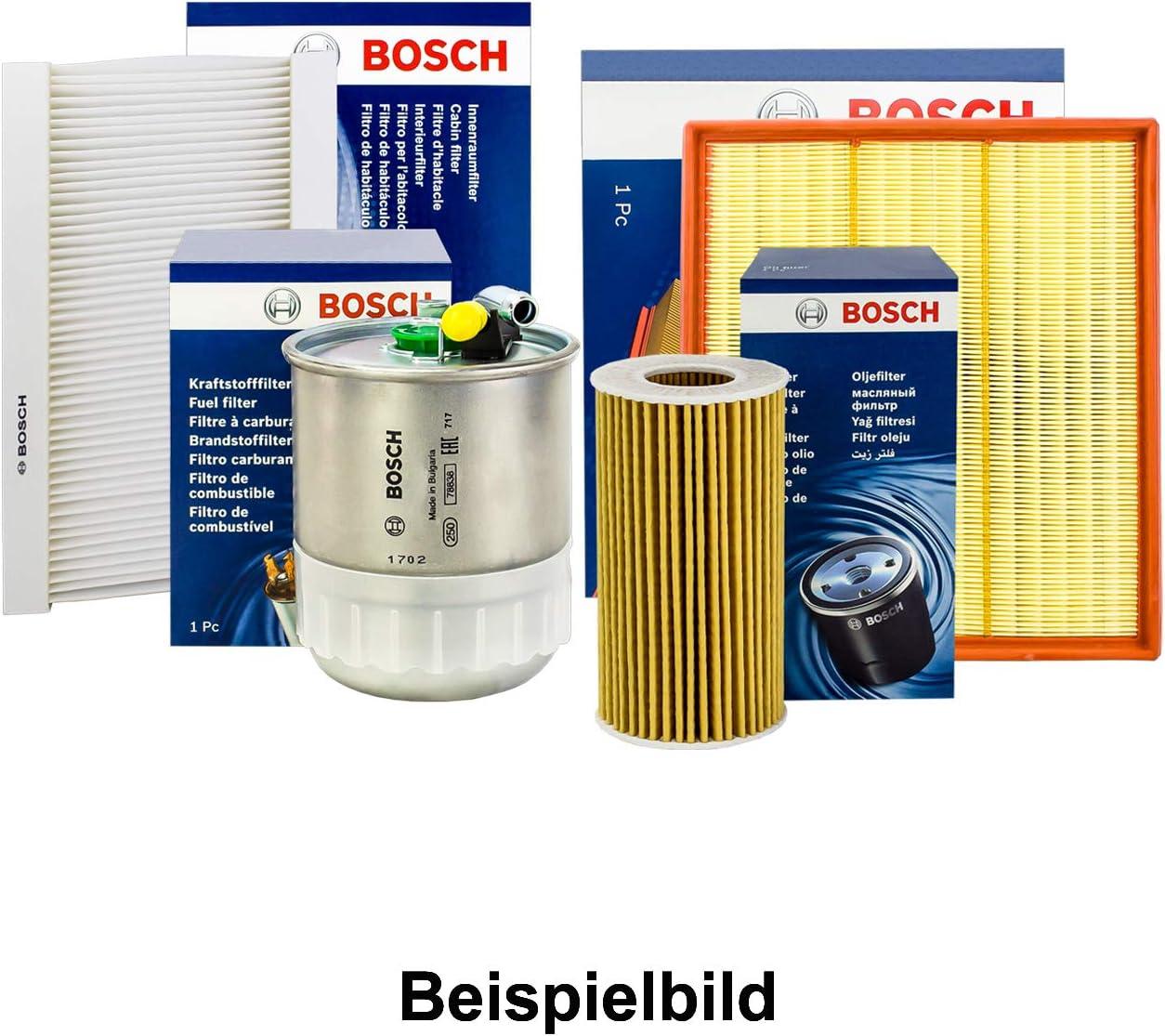 Bosch Filter Set Komplett Auto