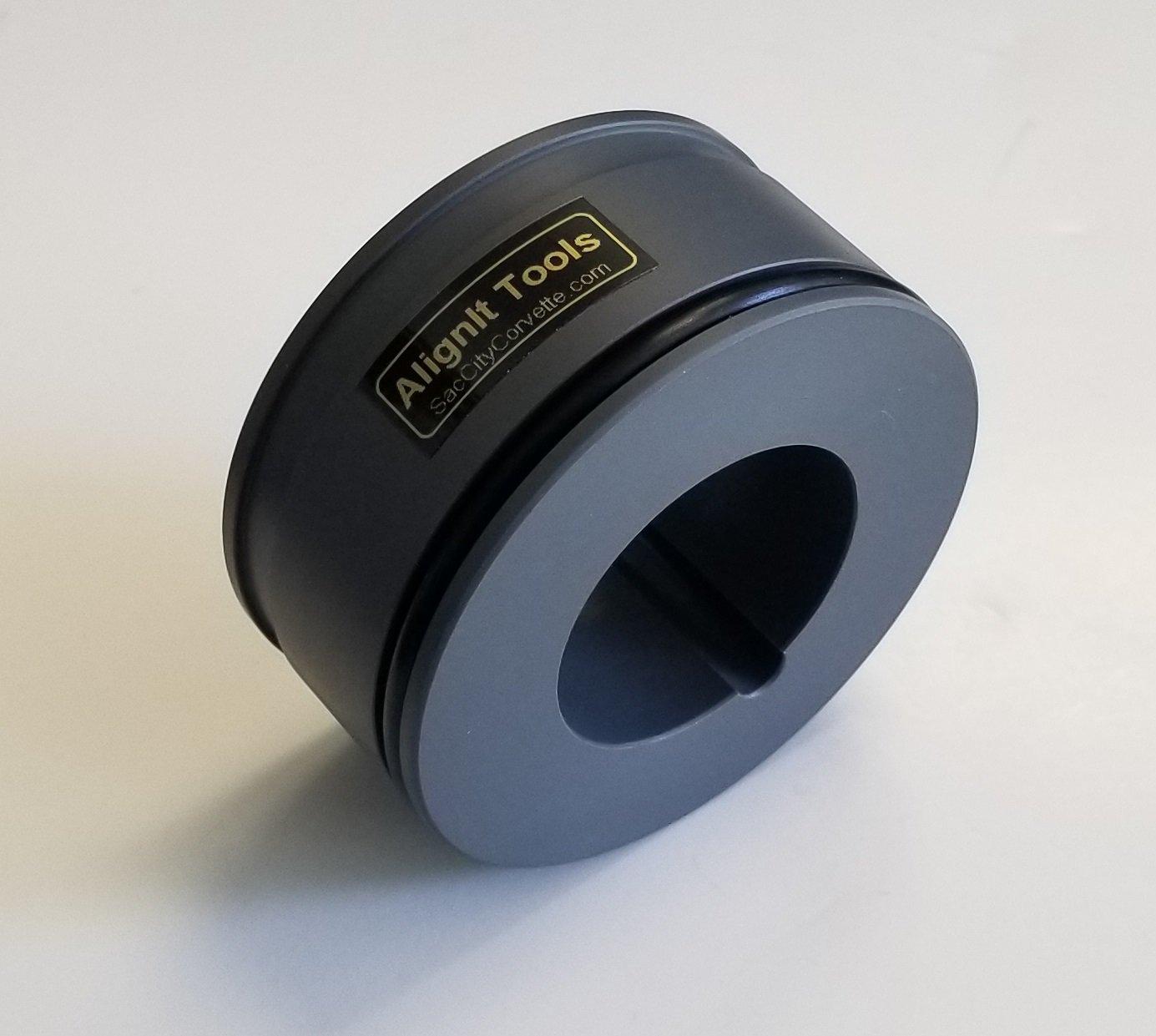 SacCityCorvette LS PVC Timing & Rear Main Cover Alignment Tools & Seal Installer GM Gen III & IV Engines LS1-2-3-6-7-9-LQ4-LQ9-4.8L-5.3L-6.0L-6.2L & More by SacCityCorvette (Image #3)