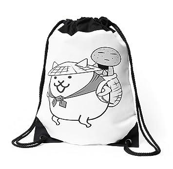 Amazon.com: Kasa Jizo Uber Rare Gato Batalla Gatos Hombro ...