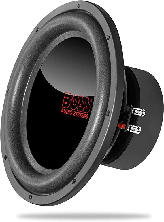 BOSS Audio CHX12D 12 Inch Car Subwoofer - 2600 Watts Maximum Power