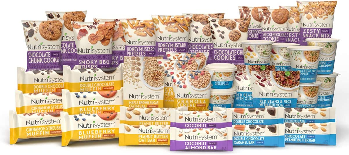 Nutrisystem® Weight Loss Kit Flex 14 Days,Perfectly Portioned for Weight Loss®