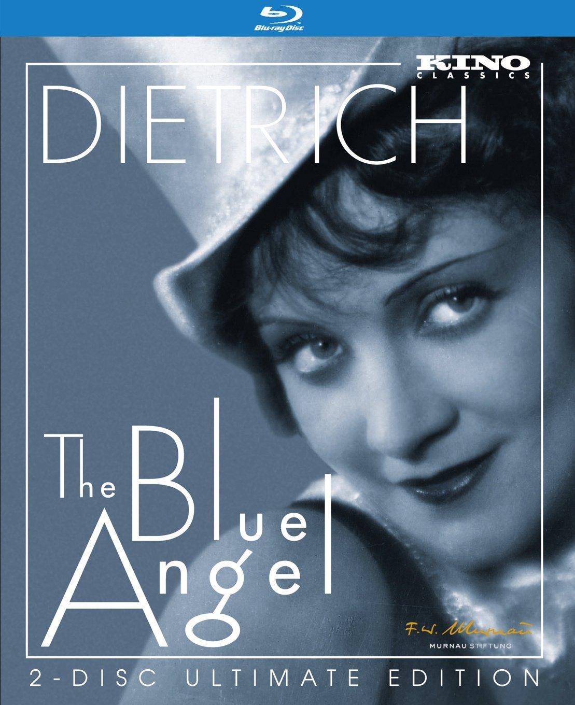 The Blue Angel: Kino Classics 2-Disc Ultimate Edition [Blu-ray]