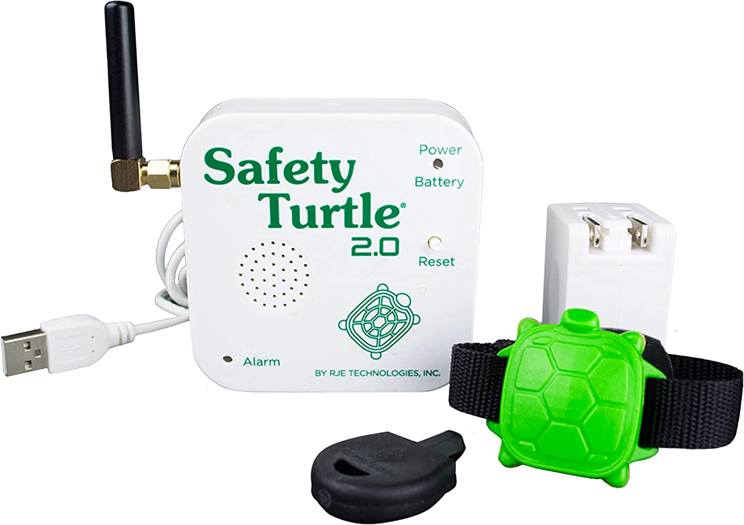 Best Pool Alarms-Safety turtle water alarm kit