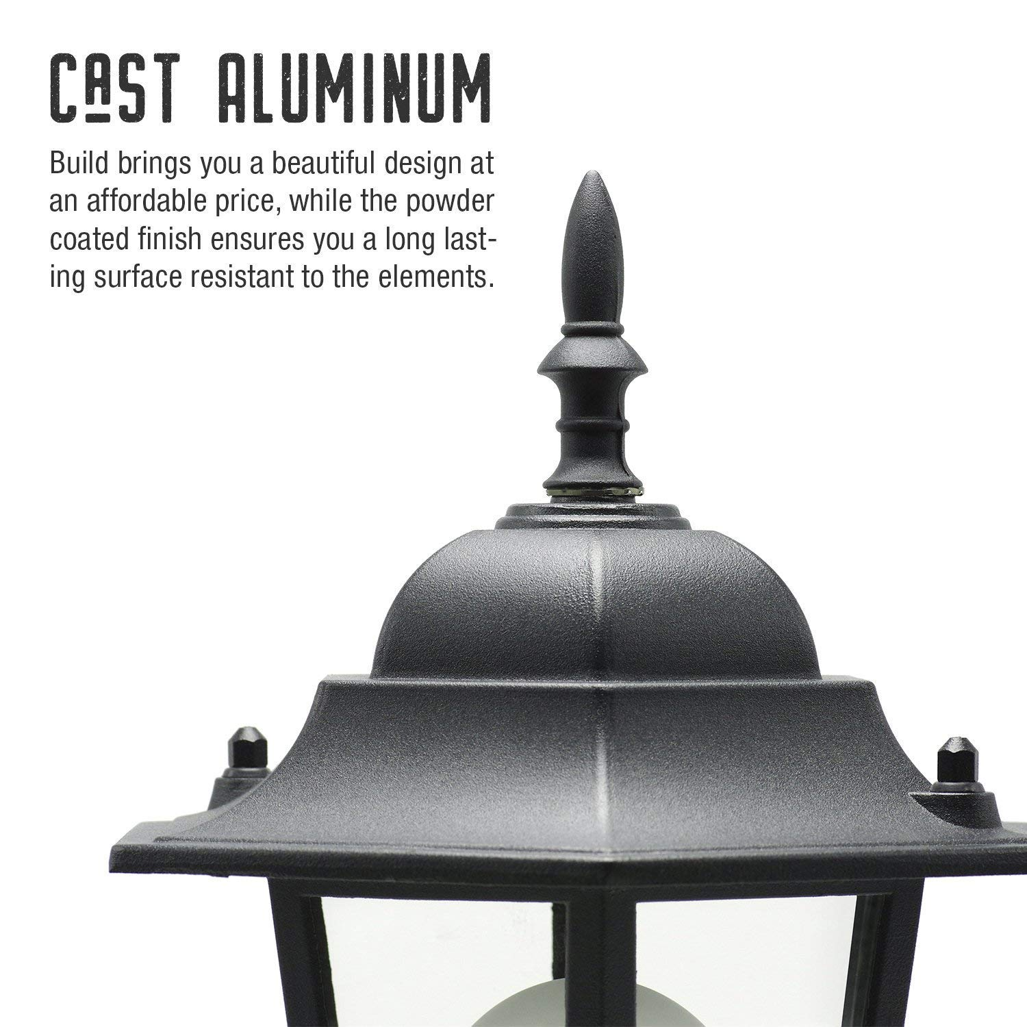 40/% Clearance eTopLighting Exerior Outdoor Wall Lantern Porch Garage Patia E26 Edison Base APLIQ163