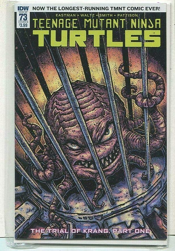 Amazon.com: Teenage Mutant Ninja Turtles #73 NM Cover B ...