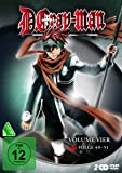 D. Gray-Man - Volume 4 [2 DVDs]