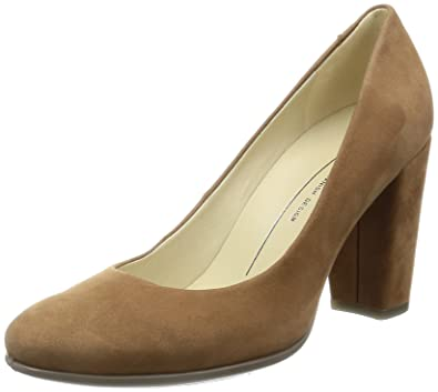 3bf6431cdd88 Ecco Damen Shape 75 Block Pumps  Amazon.de  Schuhe   Handtaschen