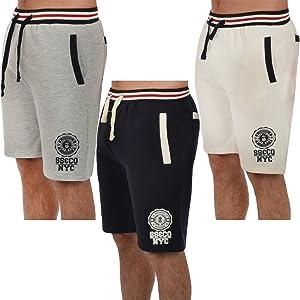 Soul Star Men's Fleece Sweat Shorts