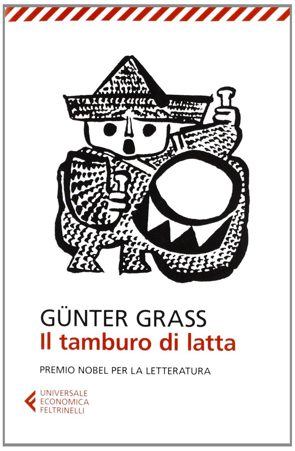 Il Tamburo Di Latta.Amazon It Il Tamburo Di Latta Gunter Grass B Bianchi