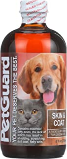 product image for Pet Guard Skin and Coat Supplement 8 oz