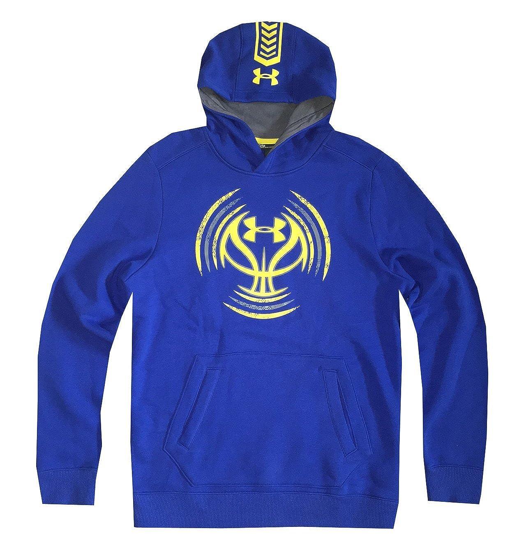 Under Armour Men& 039;s UA Basketball Icon Hoodie Sweatshirt