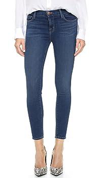 J Brand Women's 835 Mid Rise Crop Jeans