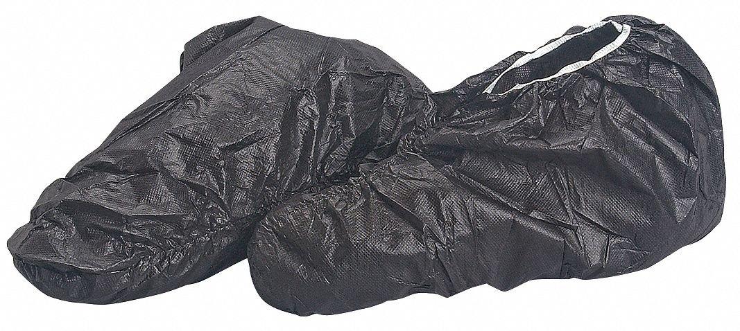 Boot Covers, 2XL, Black, PK200