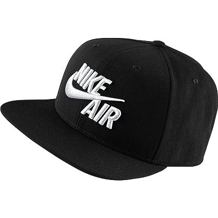 6db2588c3b96e Nike U NSW PRO Cap AIR Classic Black White One Size  Amazon.de ...