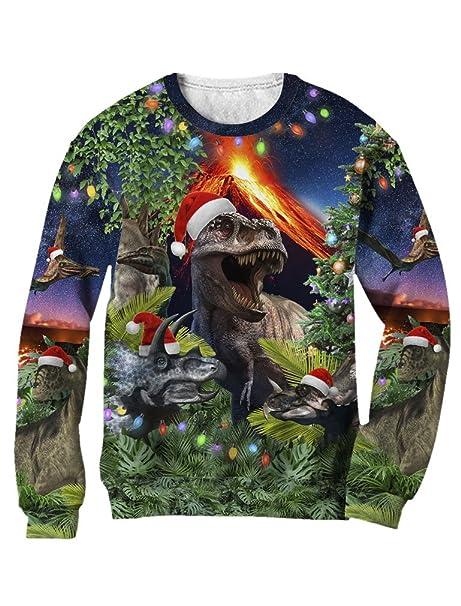 Green Turtle T-Shirts Divertidos Diseños de Sudaderas Unisexo de Impresion 3D para Navidad: Amazon.es: Ropa y accesorios