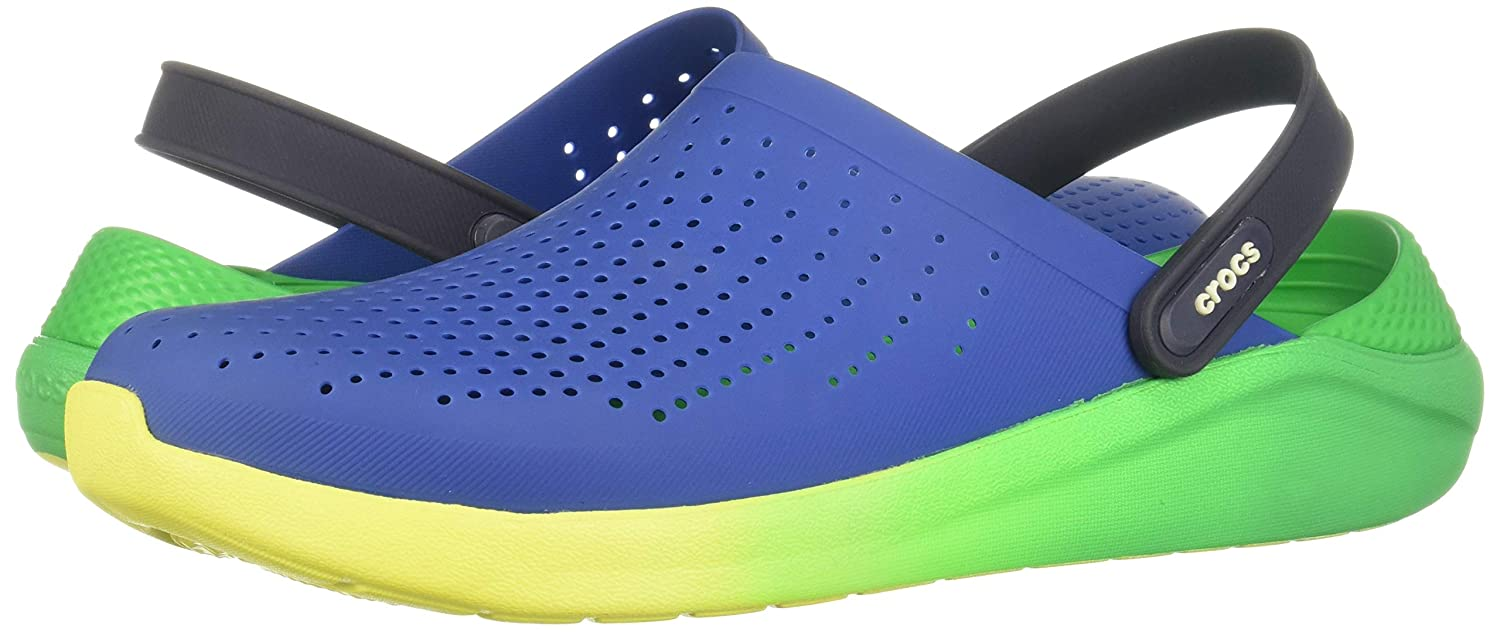 0e3a3554f crocs Unisex Literide Graphic Clogs  Buy Online at Low Prices in India -  Amazon.in