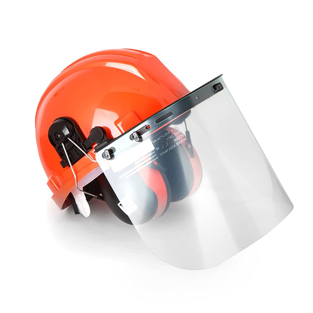 Best Chainsaw Helmets – Reviews and Buyer's Guide