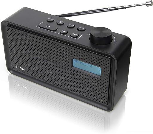 Dab Dab Plus Fm Radio Mini Portable Digital Radio With Elektronik