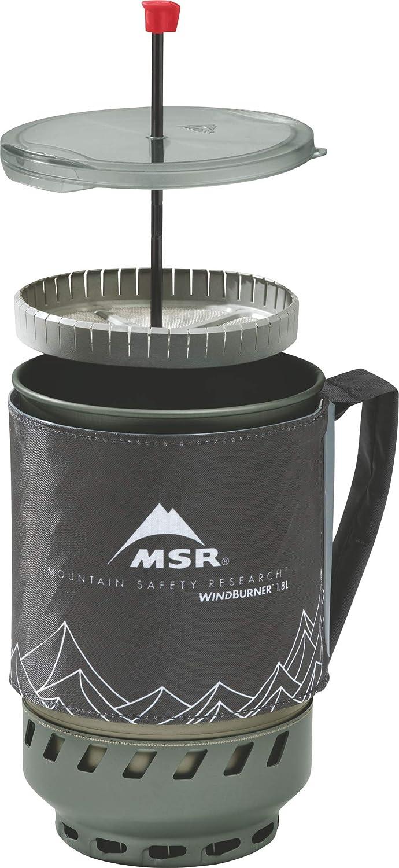 Reactor 1.7L MSR Coffee Press Kit