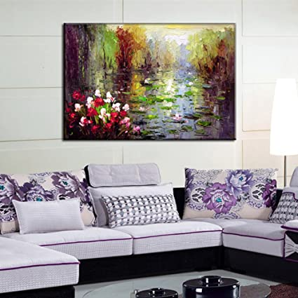 Ljl Sala De Estar Dormitorio Pasillo Decoracion De Paredes - Decoracion-paredes-pintura