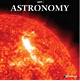 """Goldistock""""Astronomy"""" 2019 Large Wall Calendar - 12"""" x 24"""" (Open) - Thick & Sturdy Paper - Simply Amazing Images"""
