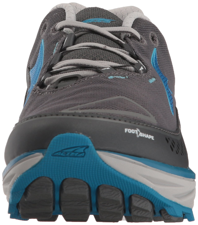 Altra Women's TIMP IQ Trail Running Shoes B01HNJYLKK 11 B(M) US|Charcoal/Blue