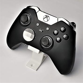 Soporte para Mando de Xbox One, S, X, Color Blanco: Amazon.es ...