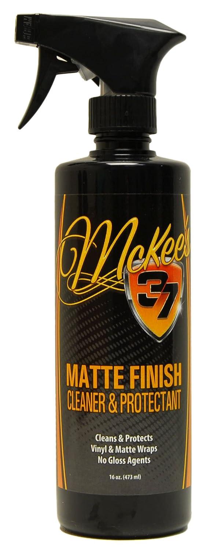 McKee's 37 MK37-490 Matte Finish Cleaner & Protectant, 16 fl. oz McKee' s 37