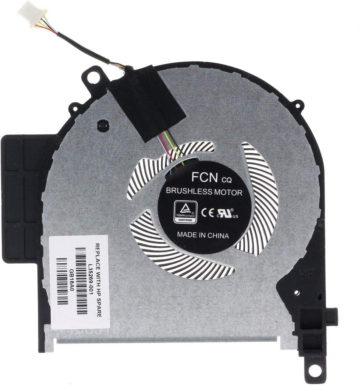 HP ENVY TouchSmart 15-J023ea NoteBook Compatible Laptop CPU Fan