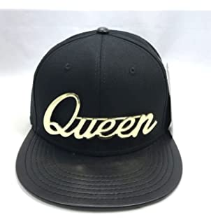 NEW QUEEN SNAPBACK CAP BASEBALL HIP HOP ERA FITTED FLAT LEATHER PEAK HAT bcaccd482bb7