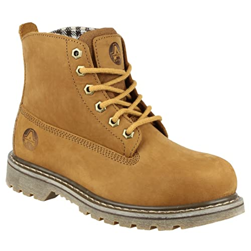 Amblers FS103 Womens Safety Boots  Amazon.co.uk  Shoes   Bags c26570695