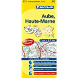 Carte DPARTEMENTS Aube, Haute-Marne