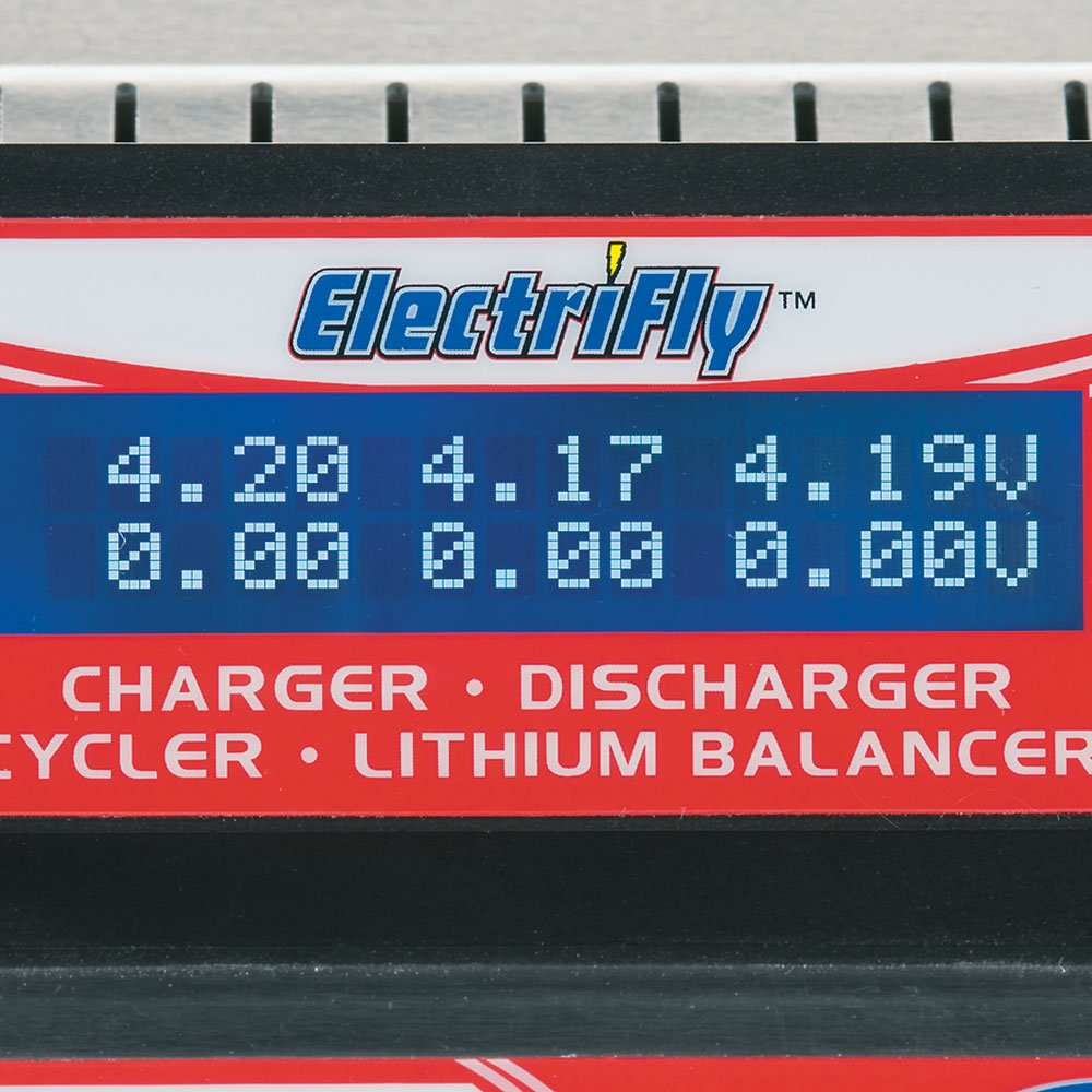 Amazon.com: Gran Avión ElectriFly Triton EQ AC/DC Charger ...