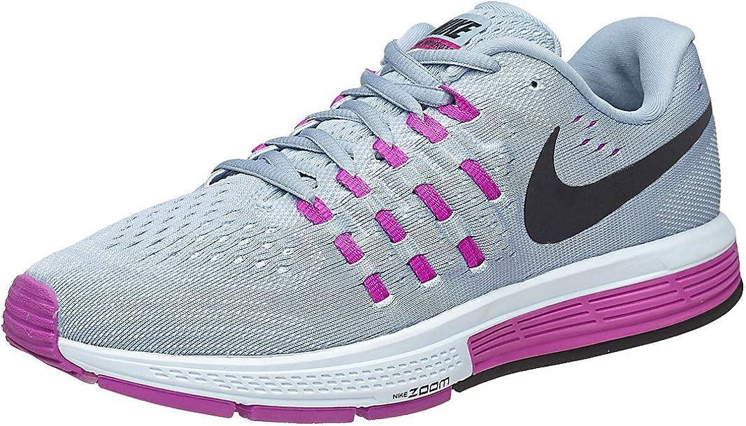Nike W Air Zoom Vomero 11 (N), Zapatillas de Running para Mujer, Azul (Blue Grey/Blk-Hypr Vlt-Bl TNT), 35 1/2 EU: Amazon.es: Zapatos y complementos