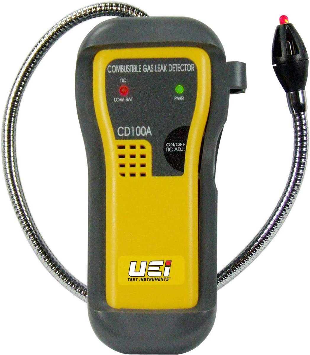 UEi CD100A Gas Leak Detector