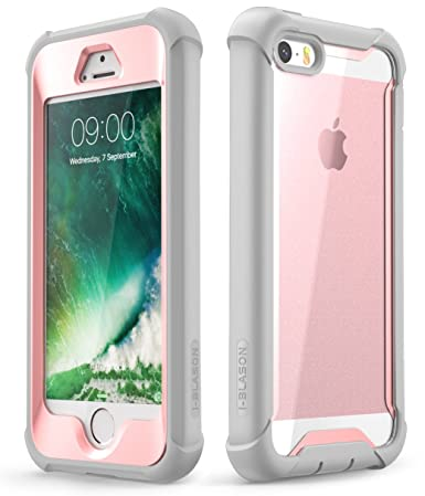 Amazon.com: i-Blason [Ares] Funda para iPhone SE, iPhone 5S ...