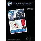 HP CG969A Professional Laser-Papier glänzend (beidseitig beschichtet) 120g/m2 A3 250 Blatt, weiß