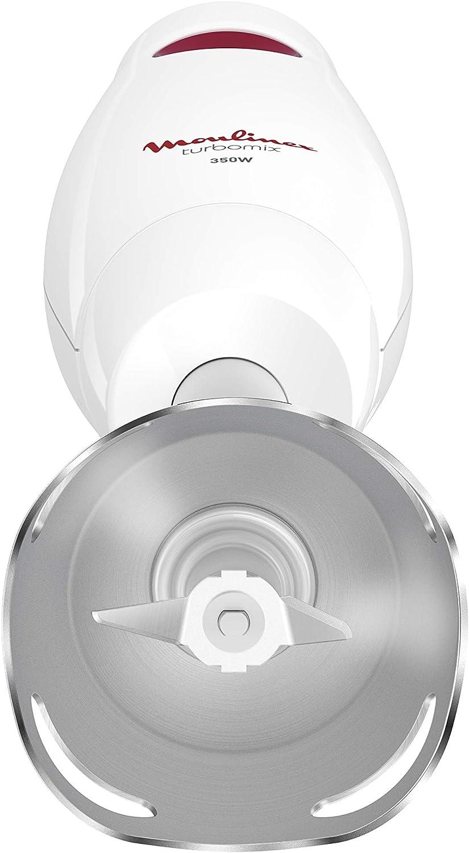 Moulinex Hand Blender TurboMix Plus V2 Metal 350W
